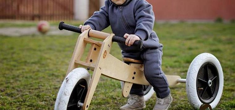 rowerek trojkolowy