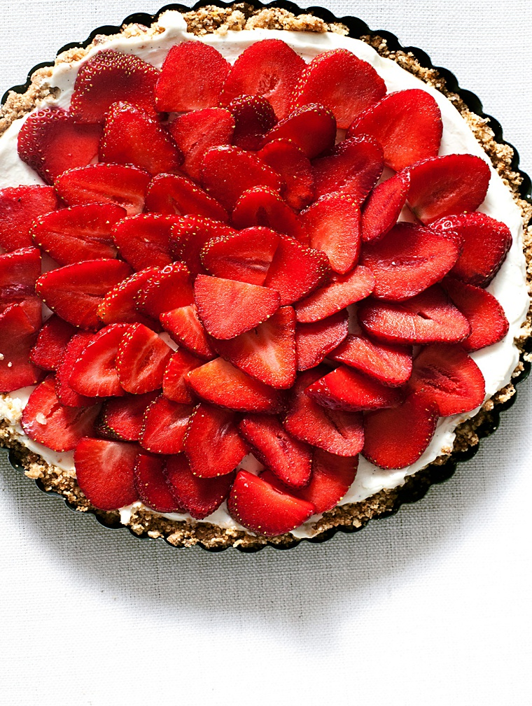 tarta truskawkowa serek mascarpone