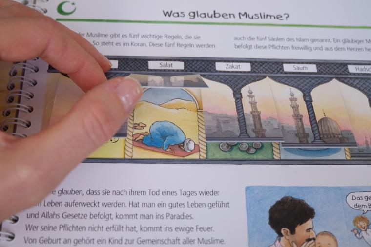 ksiazka o religiach swiata dla dzieci