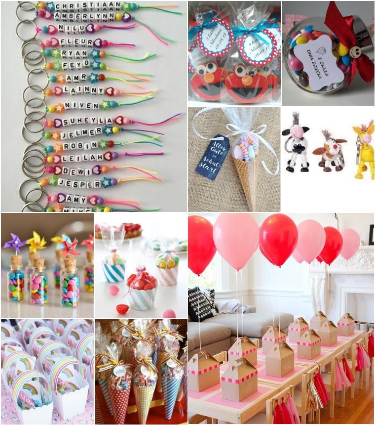 upominki dla gosci dla dzieci urodziny